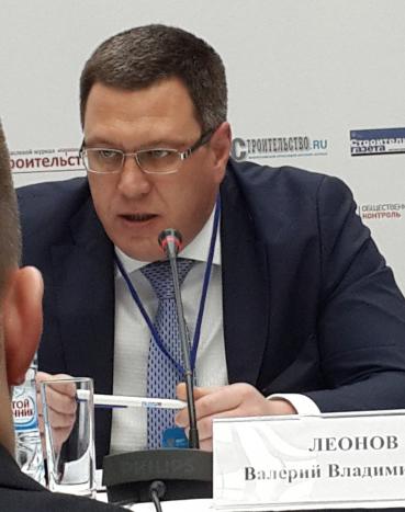 В.В. Леонов, руководитель Москомэкспертизы